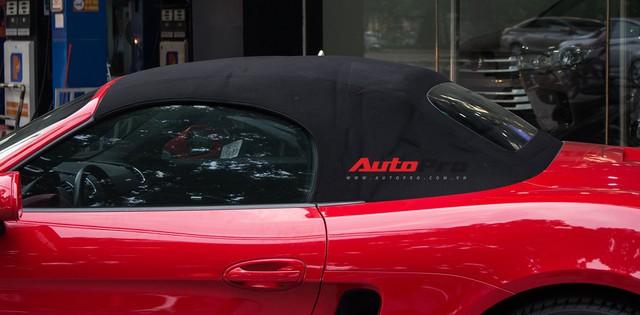 Xe chơi Porsche Boxster hàng lướt rao bán hơn 2,9 tỷ đồng tại Hà Nội - Ảnh 13.