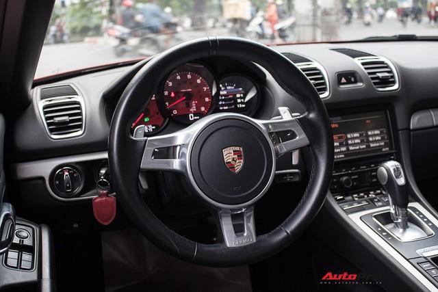 Xe chơi Porsche Boxster hàng lướt rao bán hơn 2,9 tỷ đồng tại Hà Nội - Ảnh 8.