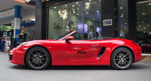Xe chơi Porsche Boxster hàng lướt rao bán hơn 2,9 tỷ đồng tại Hà Nội - Ảnh 1.