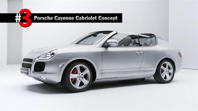 Ngắm nhìn 5 mẫu xe concept đẹp nhất của Porsche - Ảnh 4.