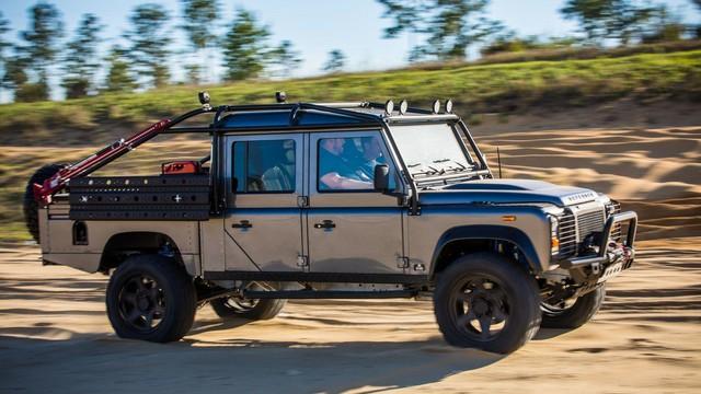 Chiếc Land Rover Defender trong mơ của những người đam mê off-road - Ảnh 14.