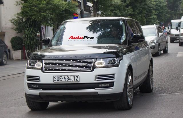 9 xe sang Range Rover tập kết ở Hà Nội - Ảnh 9.