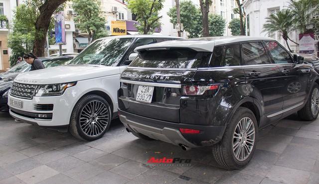 9 xe sang Range Rover tập kết ở Hà Nội - Ảnh 3.