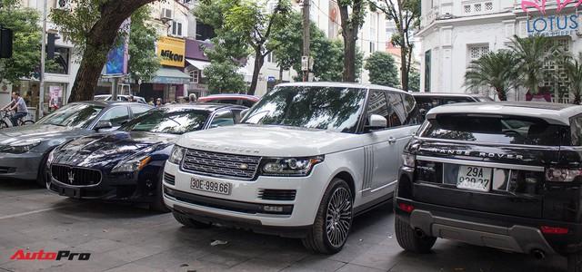 9 xe sang Range Rover tập kết ở Hà Nội - Ảnh 7.