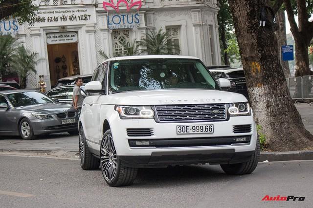9 xe sang Range Rover tập kết ở Hà Nội - Ảnh 8.