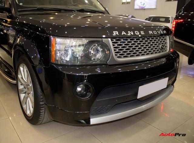 Range Rover Sport Autobiography cũ rao bán giá gần 2 tỷ đồng - Ảnh 3.