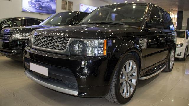 Range Rover Sport Autobiography cũ rao bán giá gần 2 tỷ đồng
