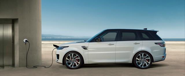SUV hạng sang Range Rover Sport 2018 trình làng với trang bị tốt hơn  - Ảnh 7.