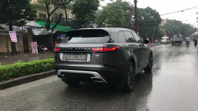 """Range Rover Velar đầu tiên """"lăn bánh"""" tại Việt Nam"""