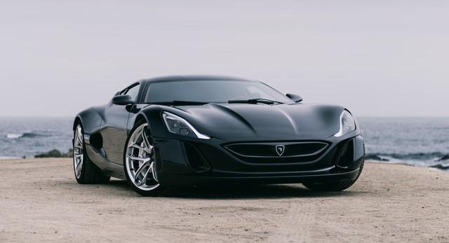 Siêu xe điện tiếp theo của Rimac thách thức tốc độ Tesla Roadster - Ảnh 1.