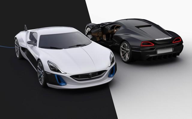 Siêu xe điện tiếp theo của Rimac thách thức tốc độ Tesla Roadster - Ảnh 2.