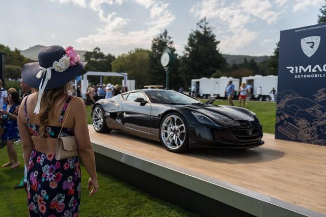 Siêu xe điện tiếp theo của Rimac thách thức tốc độ Tesla Roadster - Ảnh 3.