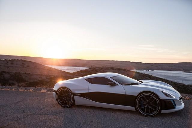 Siêu xe điện tiếp theo của Rimac thách thức tốc độ Tesla Roadster - Ảnh 4.