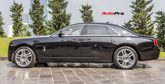 Rolls-Royce Ghost Series II đã qua sử dụng rao bán giá 25 tỷ đồng tại Hà Nội - Ảnh 5.