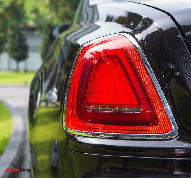 Rolls-Royce Ghost Series II đã qua sử dụng rao bán giá 25 tỷ đồng tại Hà Nội - Ảnh 8.