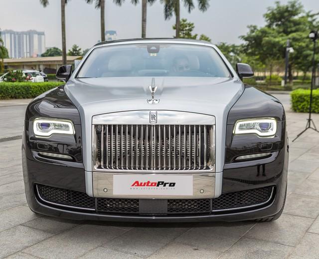 Rolls-Royce Ghost Series II đã qua sử dụng rao bán giá 25 tỷ đồng tại Hà Nội - Ảnh 3.