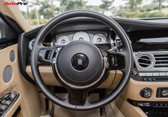 Rolls-Royce Ghost Series II đã qua sử dụng rao bán giá 25 tỷ đồng tại Hà Nội - Ảnh 10.