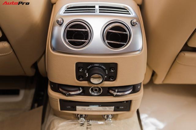 Rolls-Royce Ghost Series II đã qua sử dụng rao bán giá 25 tỷ đồng tại Hà Nội - Ảnh 18.