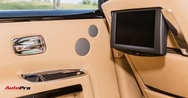 Rolls-Royce Ghost Series II đã qua sử dụng rao bán giá 25 tỷ đồng tại Hà Nội - Ảnh 21.