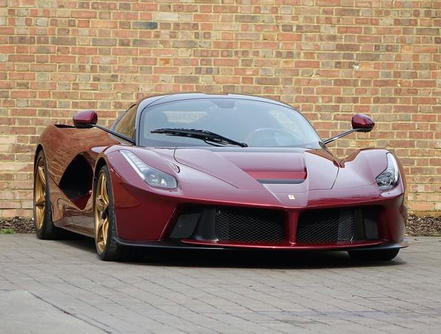 Siêu phẩm Ferrari LaFerrari màu hiếm rao bán 77 tỷ Đồng - Ảnh 3.