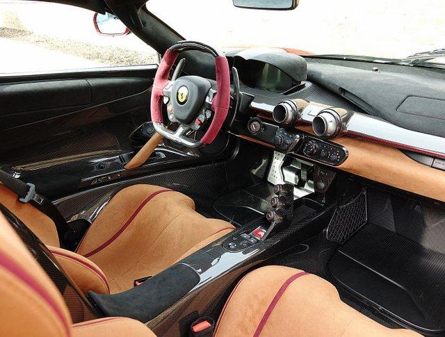 Siêu phẩm Ferrari LaFerrari màu hiếm rao bán 77 tỷ Đồng - Ảnh 8.