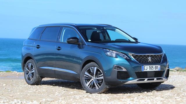 Peugeot 5008 và 3008 thế hệ mới chốt ngày ra mắt tại Việt Nam
