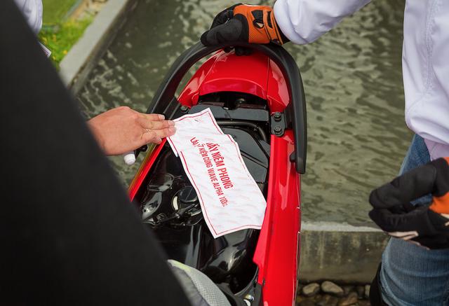Thử nghiệm tiết kiệm xăng cùng Honda Wave Alpha 110 - 1,03 lít/100 km - Ảnh 5.