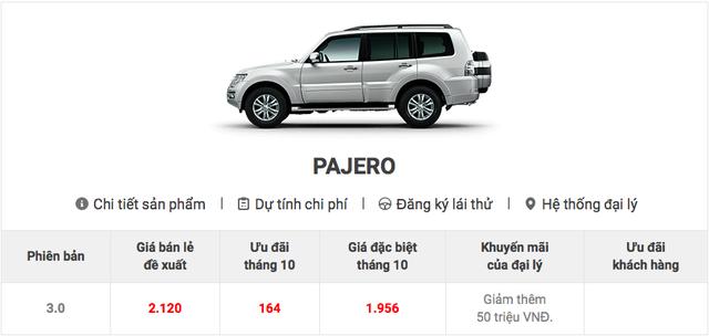 SUV 7 chỗ đua nhau lấy lòng khách hàng Việt Nam - Ảnh 1.