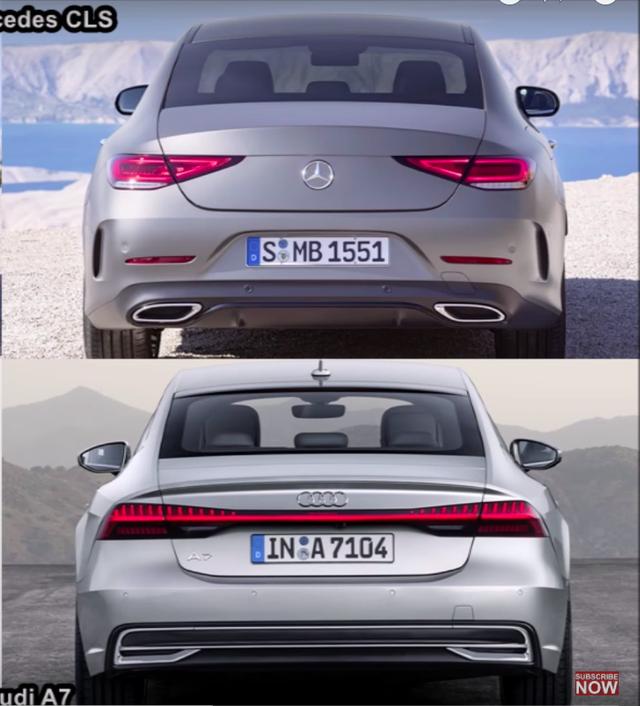 Mercedes-Benz CLS đấu Audi A7: Cặp đôi xứng tầm - Ảnh 5.