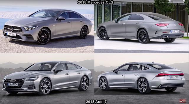 Mercedes-Benz CLS đấu Audi A7: Cặp đôi xứng tầm - Ảnh 2.