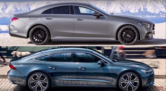Mercedes-Benz CLS đấu Audi A7: Cặp đôi xứng tầm - Ảnh 12.