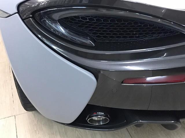 McLaren 570S từng thuộc sở hữu của Cường Đô-la được độ khủng - Ảnh 2.