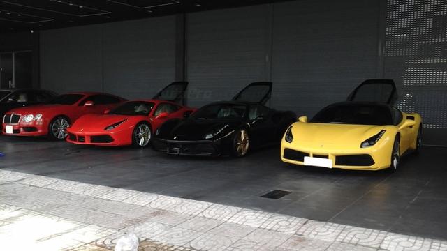 Showroom siêu xe hơn trăm tỷ Đồng sắp khai trương tại Sài thành - Ảnh 2.
