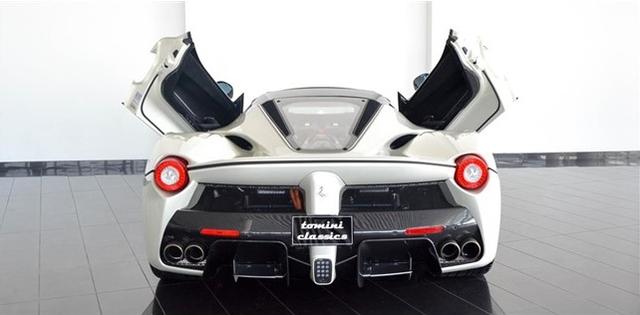 Dù đã cháy hàng nhưng Ferrari LaFerrari mui trần vẫn được các đại lý chào bán - Ảnh 6.