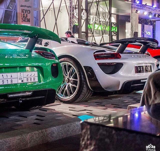 Chuỗi sự kiện Cars and Coffee lần thứ 10 diễn ra tại Ả-rập Xê-út - Ảnh 7.