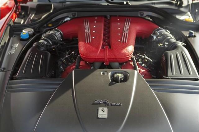 Đây là 1 trong 80 chiếc Ferrari 599 SA Aperta có giá bán gần chạm ngưỡng mức 2 triệu đô - Ảnh 12.