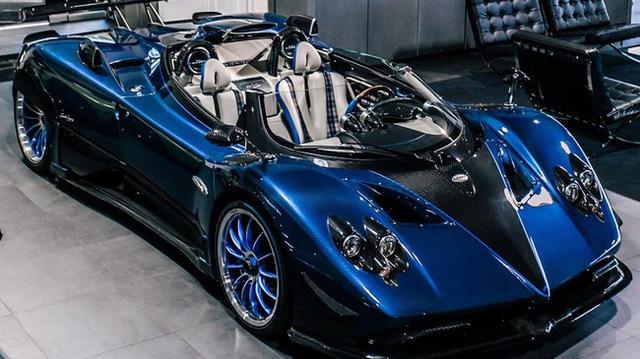 Xem quá trình vận chuyển cực phẩm Zonda HP Barchetta của ông chủ hãng Pagani - Ảnh 3.