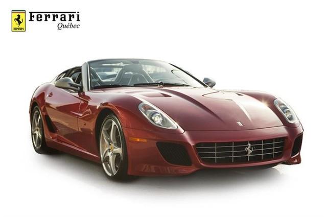 Đây là 1 trong 80 chiếc Ferrari 599 SA Aperta có giá bán gần chạm ngưỡng mức 2 triệu đô - Ảnh 2.