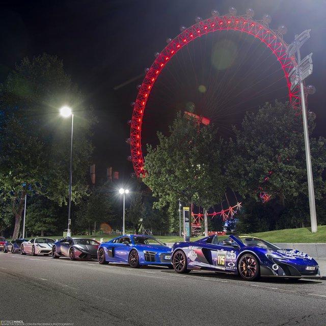 Đã mắt với dàn siêu xe khủng của Need For Speed phiên bản ngoài đời thực - Ảnh 2.
