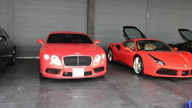 Showroom siêu xe hơn trăm tỷ Đồng sắp khai trương tại Sài thành - Ảnh 15.