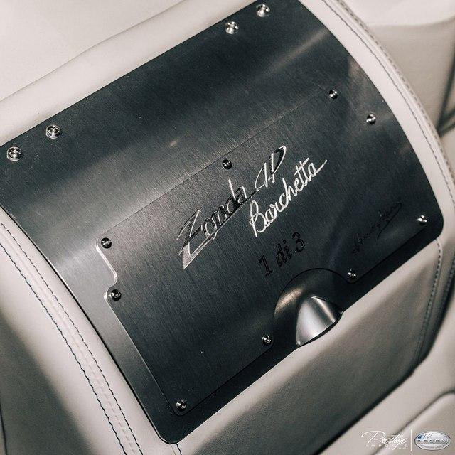 Cận cảnh 1 trong 3 chiếc Pagani Zonda HP Barchetta được sản xuất trên toàn thế giới - Ảnh 4.