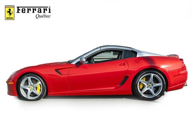 Đây là 1 trong 80 chiếc Ferrari 599 SA Aperta có giá bán gần chạm ngưỡng mức 2 triệu đô - Ảnh 3.