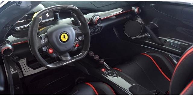 Dù đã cháy hàng nhưng Ferrari LaFerrari mui trần vẫn được các đại lý chào bán - Ảnh 8.