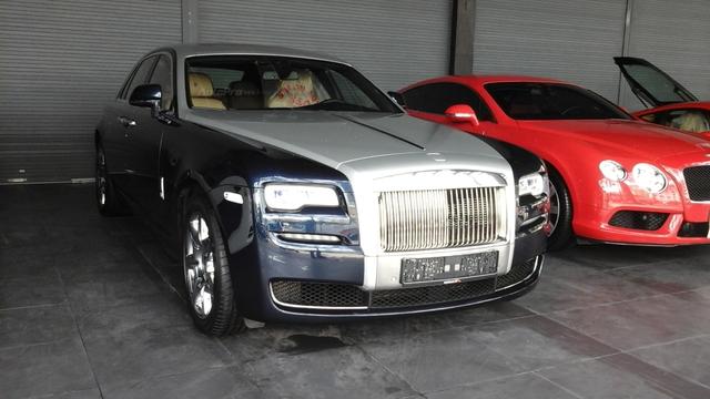 Showroom siêu xe hơn trăm tỷ Đồng sắp khai trương tại Sài thành - Ảnh 14.