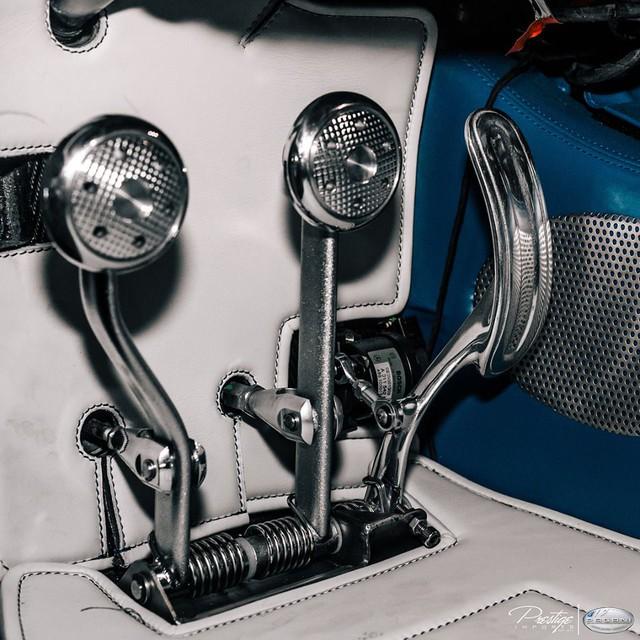 Cận cảnh 1 trong 3 chiếc Pagani Zonda HP Barchetta được sản xuất trên toàn thế giới - Ảnh 6.