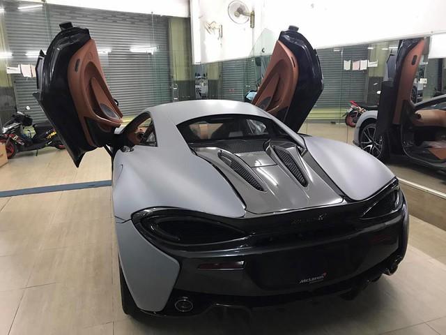 McLaren 570S từng thuộc sở hữu của Cường Đô-la được độ khủng - Ảnh 6.