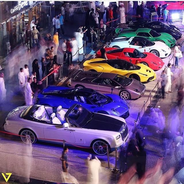 Chuỗi sự kiện Cars and Coffee lần thứ 10 diễn ra tại Ả-rập Xê-út - Ảnh 4.