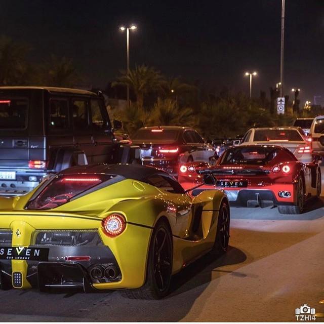 Chuỗi sự kiện Cars and Coffee lần thứ 10 diễn ra tại Ả-rập Xê-út - Ảnh 13.