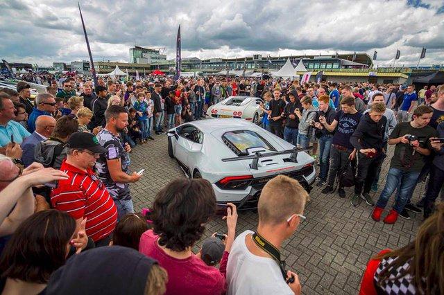 Đại tiệc siêu xe ở trường đua TT-Circuit Assen Hà Lan - Ảnh 21.