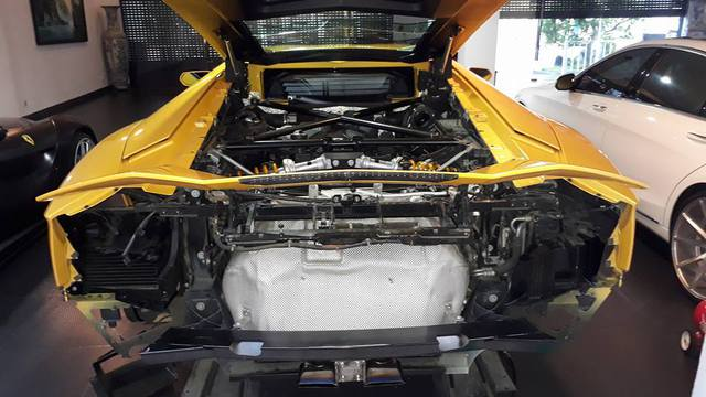 Lamborghini Aventador biển tứ quý 9 độ pô IPE trong nhà Cường Đô-la - Ảnh 5.